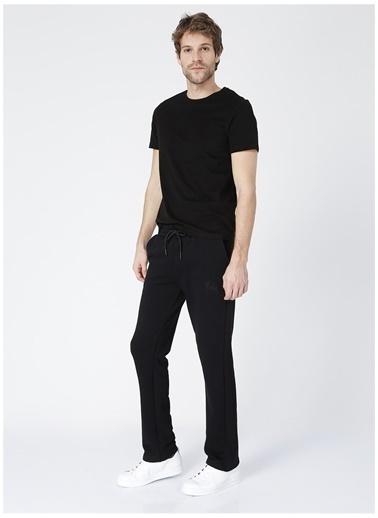 Black On Black Black On Black Paris Siyah Erkek T-Shirt Siyah